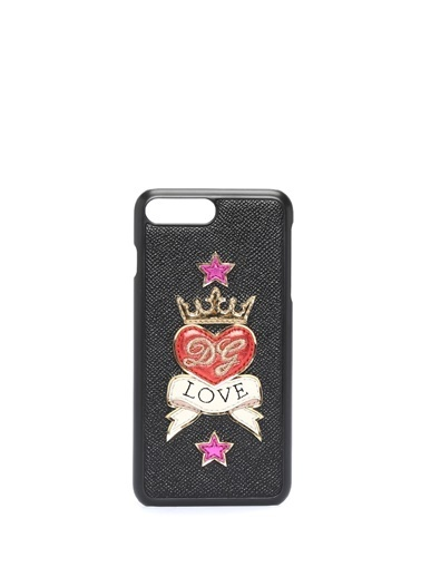 Dolce&Gabbana Cep Telefonu Aksesuarı Siyah
